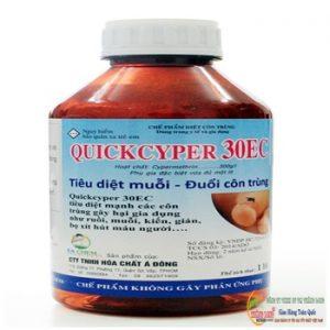 Thuốc diệt muỗi QUICKCYPER 30EC -1000ml