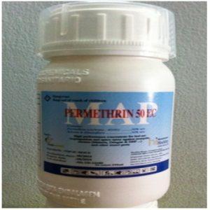 Thuốc diệt muỗi Permethrin 50EC - 250ml