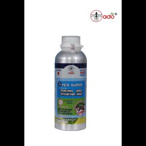 Thuốc diệt muỗi Cyper Super 600EC